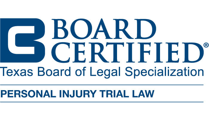 Geoff Hoover Certified Texas Board of Legal Specialization