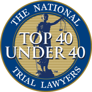 Geoff Hoover National Trial Lawyers Top 40 Under 40