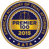 American Academy of Trial Attorneys - Premier 100 - Brent Goudarzi