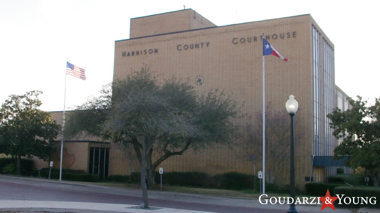 Harrison County Texas Personal Injury Lawyers